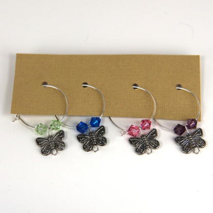 Picture of Wine Glass Charms 473