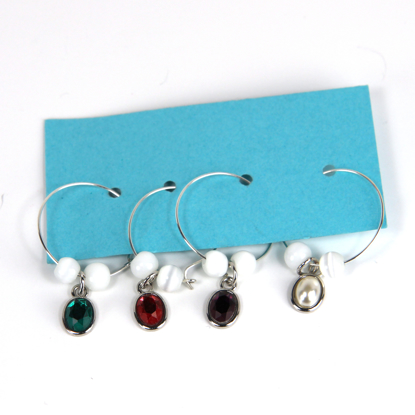 Picture of Wine Glass Charms 476