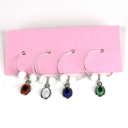 Picture of Wine Glass Charms 663