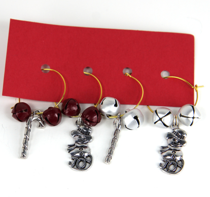 Picture of Wine Glass Charms 664