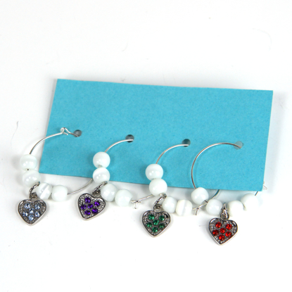 Picture of Wine Glass Charms 668